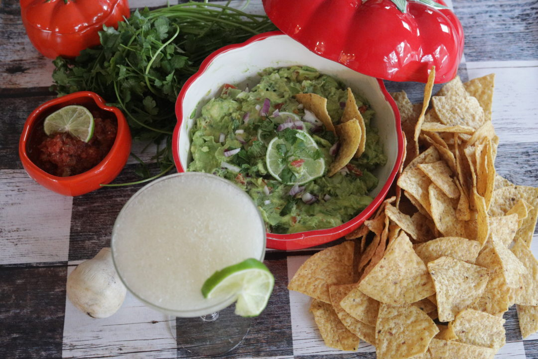 Guacamole Featuring Guest Chef Dominic by Nostimo Kitchen