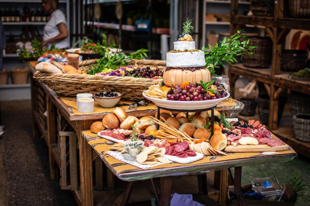 Detroit Garden Works Garden Cruise - Nostimo Kitchen By Chef Toni
